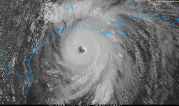 Business Impact Forecast: Hurricane Laura Hits Texas and Louisiana Coast