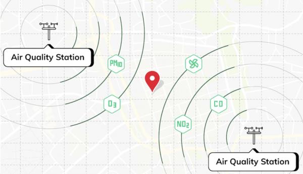 air quality sensor climacell