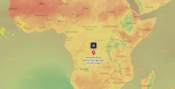 climacell forecast africa