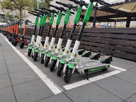 on demand scooter rental weather