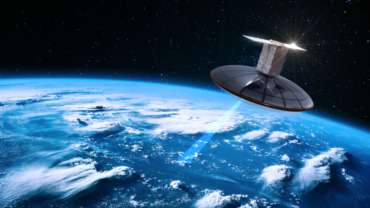 ClimaCell is Going to Space